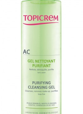 Topicerm Purifying Cleansing Gel