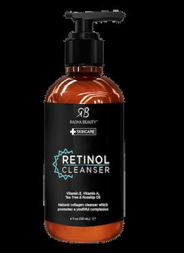 Radha Beauty Retinol Cleanser