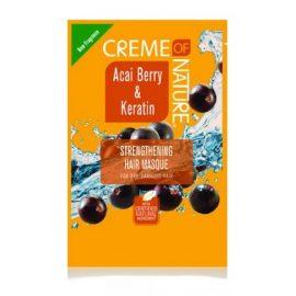 Creme of Nature Acai Berry & Keratin Hair Masque