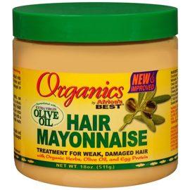 Africa's Best Hair Mayonnaise