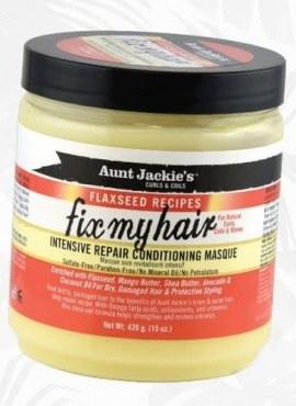 Aunt Jackie Fix Hair My Hair Intensive