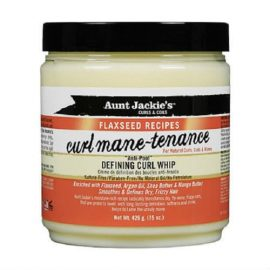 Aunt Jackie's Curl Mane Tenance Defining Curl Whip