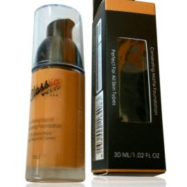 Classic Concealing Matte Foundation