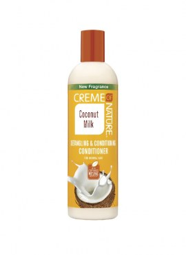 Crème of Nature Detangling & Conditioning Shampoo