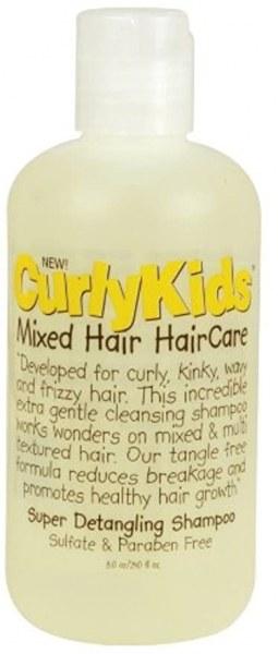 Curly Kids Super Detangle Shampoo