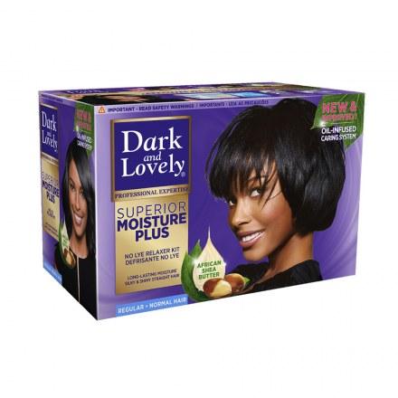 Dark and Lovely Superior Moisture Plus Relaxer