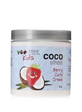 Eden Body Works Kids Berry Curly Crème