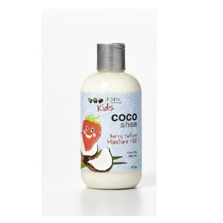 Eden Body Works Kids Cocoa Shea Berry Natural Moisture Milk