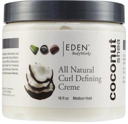 Eden Body Works all-Natural Curl Defining Crème