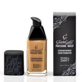 Glam Gals Ultra Waterproof Liquid Foundation Earth 507