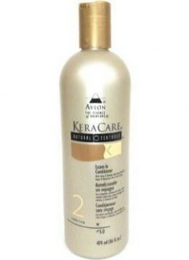 Kera Care Natural Textures Leave In Conditioner 8floz