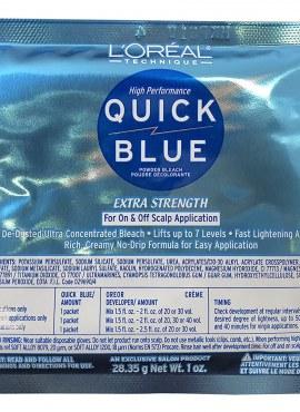 Loreal Quick Blue Bleach