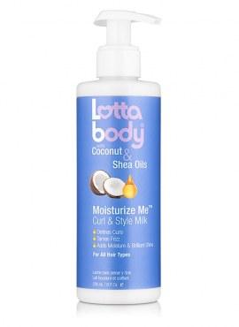 Lotta Body Moisturizer Me Curl & Style Milk
