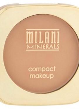 Milani Minerals Compact Powder Medium, 108