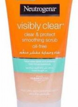 Neutrogena Visibly Clear Spot Proofing 2in1 Wash -mask