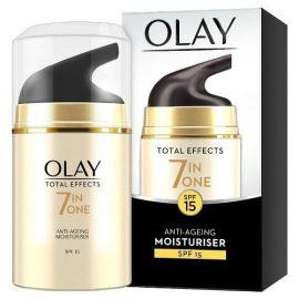 Olay Total Effect Anti Ageing Moisturizer spf15