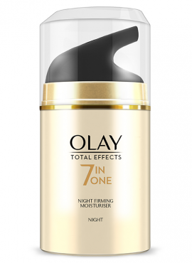 Olay Total Effect Night Firming Moisturizer