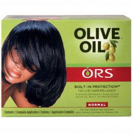 Olive Oil Ors Hair Relaxer for Normal Hair