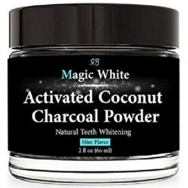 Rb Magic White Activated Coconut Charcoal Powder
