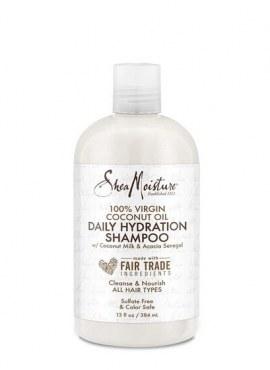 Shea Moisture Daily Hydration Shampoo
