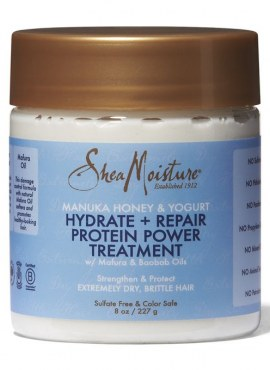 Shea Moisture Manuka Honey & Yoghurt Hydrate + Repair Protein Power Treatment