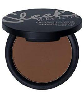 Sleek Makeup Pressed Powder Brown Velvet