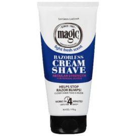 Softsheen Carson Magic Razorless Cream Shave Regular Strength