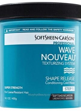Softsheen Carson Wave Nouveau Shape Release