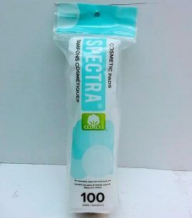 Spectra Cosmetic Pads 100pcs