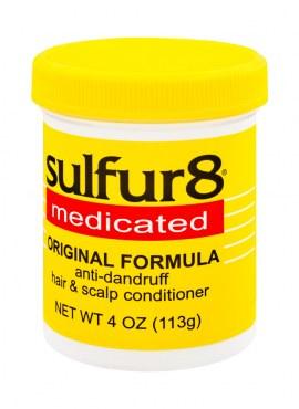 Sulfur 8 Hair & Scalp Conditioner