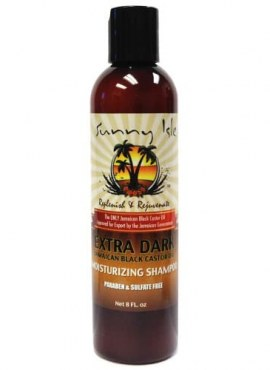 Sunny Isle Extra Dark Jamaican Moisturizing Shampoo