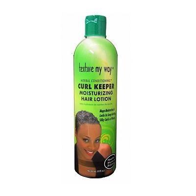 Texture My Way Curl Keeper Moisturising Hair Lotion