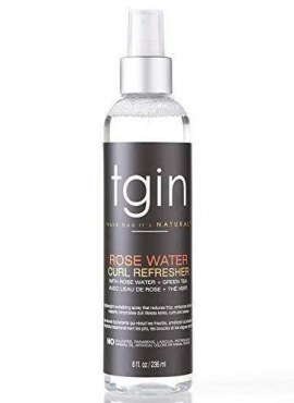 Tgin Rose Water Curl Refreshner