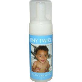 Tiny Twirls Foam Shampoo
