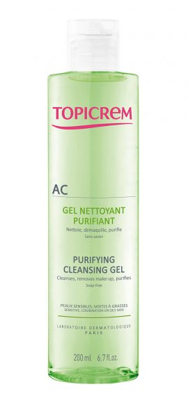 Topicrem Purifying Cleansing Gel