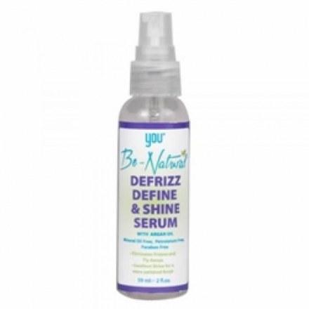 You Be Natural Defrizz Define & Shine Serum