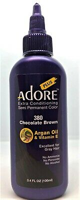 Adore Extra Conditioning Chocolate Brown