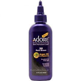 Adore Extra Conditioning Dark Brown 388