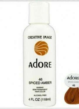 Adore Shining Semi Permanent Hair Color 46 Spiced Amber