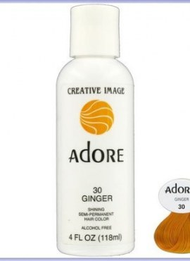Adore Shinning Semi-Permanent Hair Color 30 Ginger