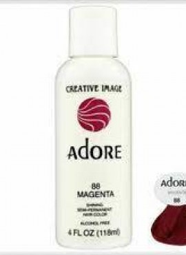 Adore Shinning Semi-Permanent Hair Color 88 Magnets