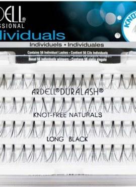 Ardell Individual Knot Free Natural Long Black