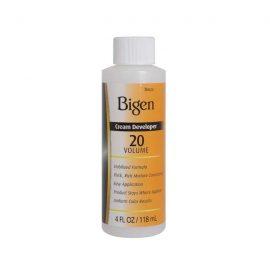 Bigen Cream Developer Volume 20