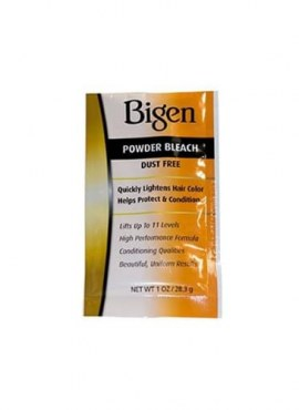 Bigen Powder Bleach