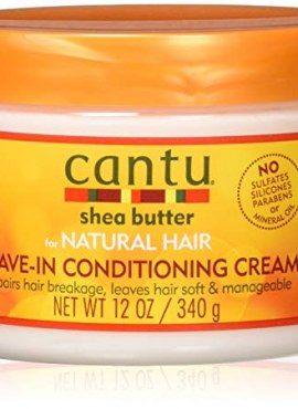 Cantu Shea Butter Natural Hair Leave-in Conditioning Cream