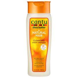 Cantu Shea Butter for Natural Hair Cream Shampoo