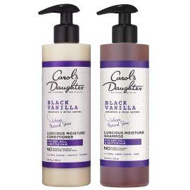 Carols Daughter Black Vanilla Sulfate Free Shampoo