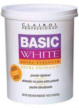 Clairol Basic White Powder 160z