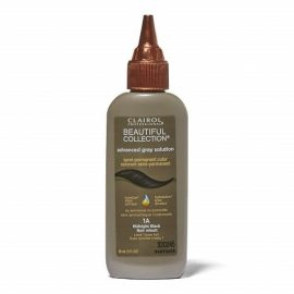 Clairol Beautiful Collection Advanced Gray Solution Midnight Black