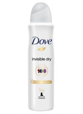Dove Invisible Dry Spray